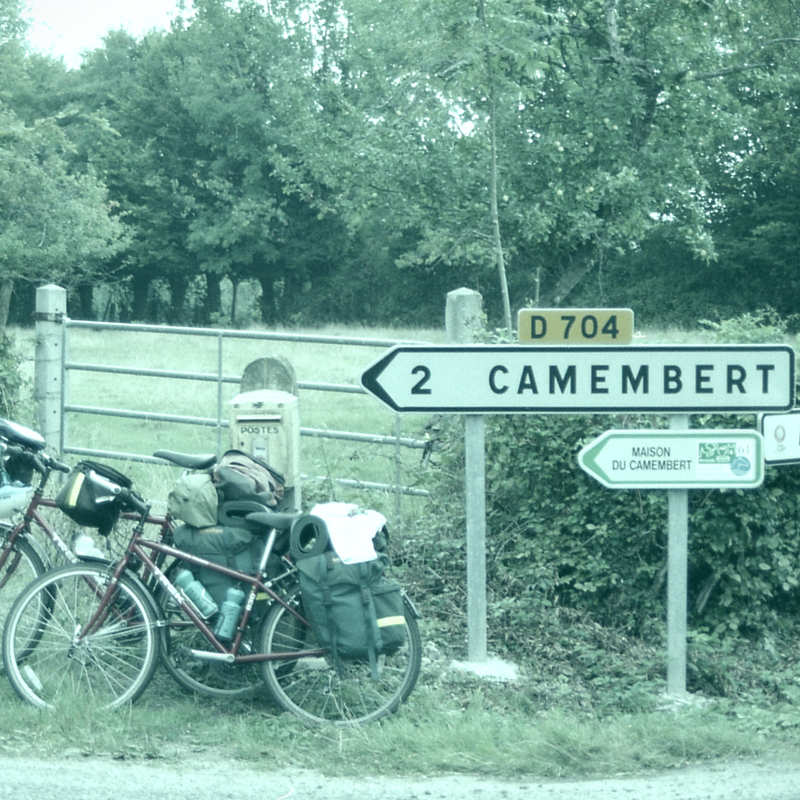 On the road to Camembert