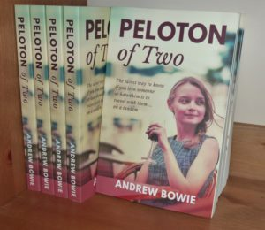 Paperback Peloton of Two