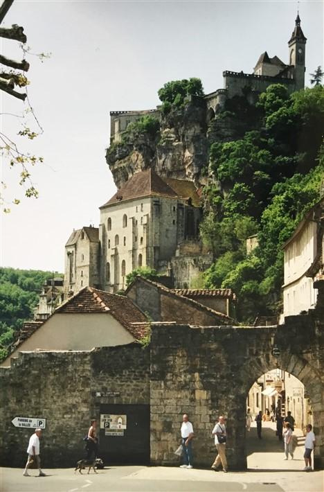 Rocamadour photograph